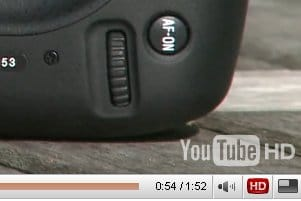 YouTube HD video screenshot