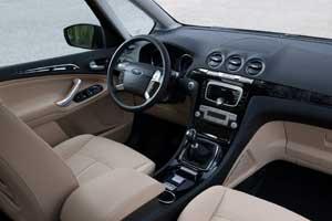 Ford Galaxy 2010 interior