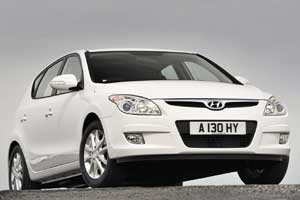 Hyundai i30 2010 with stop-start