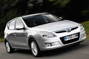 Hyundai i30 2010 with stop-start 2