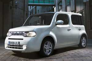 Nissan Cube ext