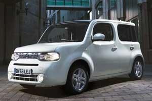 Nissan Cube ext