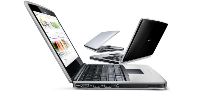 Nokia Booklet 3G mini-laptop or netbook