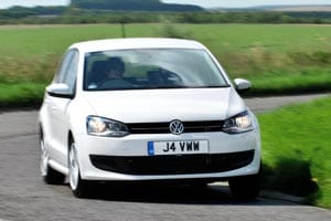 VW Polo wins Car of the Year