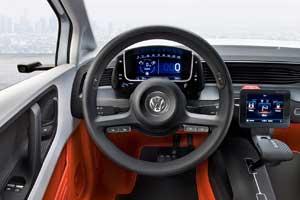 VW Up! Lite concept interior