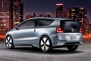 VW Up! Lite concept rear