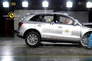 Audi Q5 airbag fault