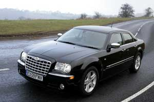 Chrysler 300C SE