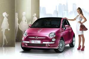 Fiat 500 Barbie 2