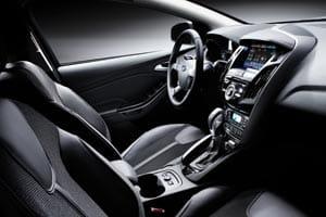 Ford Focus 2011 interior