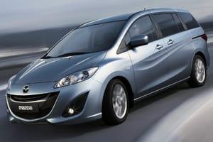Mazda 5 MPV 2010