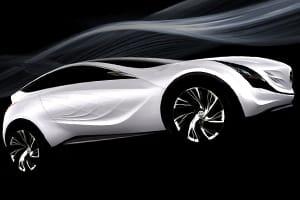 Mazda Kazanai Concept 2008