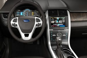 MyFord Touch Infotainment Technology