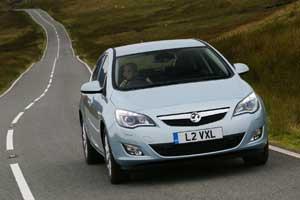 Vauxhall Astra Ecoflex 1