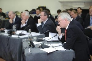 Banking Commission David Davis