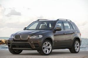 BMW's new X5
