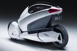 Honda 3R-C Urban Mobility Vehicle 2