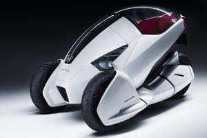 Honda 3R-C Urban Mobility Vehicle
