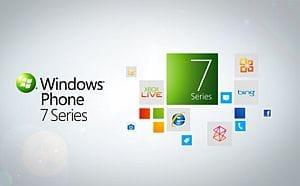 Microsoft Windows Mobile 7 Series