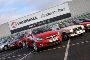 Vauxhall Astra turns 30