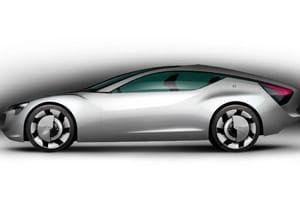 Vauxhall GT/E Concept