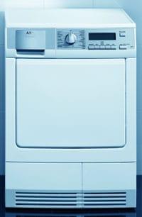 AEG Electrolux Sensidry T59850 tumble dryer