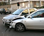 A car crash