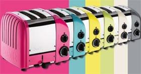 Dualit toasters