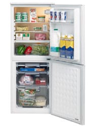 Lec A+ fridge freezer range