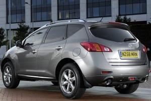 Nissan Murano diesel