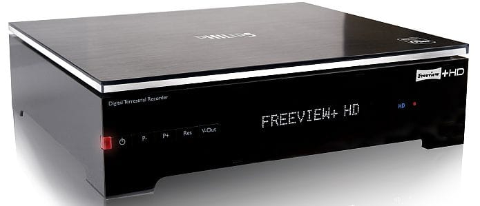 Philips HDT8520 Freeview+ HD PVR