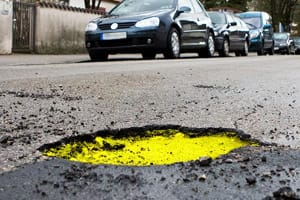 Pothole Street Safe Initiative