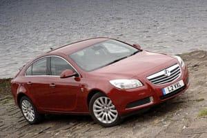 Vauxhall Insignia ES