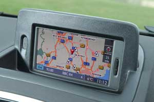 Renault makes sat-nav standard on more models
