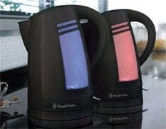 Deal of the week: Russell Hobbs black Seattle kettle