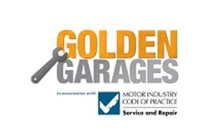 Golden Garage Awards logo