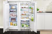 Neff CoolDeluxe Duo fridge freezer