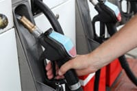 Petrol prices are on the up again