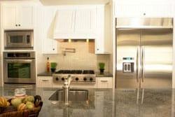 Stylish home kitchen appliances