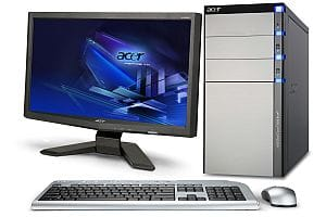 Acer Aspire M5400 HD desktop PC