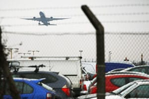 aiport parking - 1