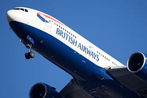 British Airways shareholders