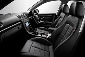 Seat Exeo Tech interior