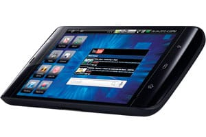 Dell Streak Android tablet smartphone exclusive to O2