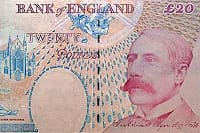 £20 Elgar bank note is being phased out
