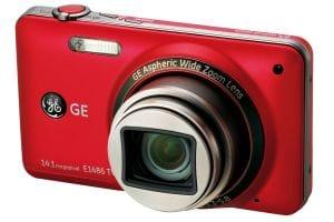 GE cameras E1486 - red