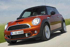 Mini Cooper facelift