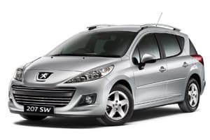 Peugeot 207 Millesim estate