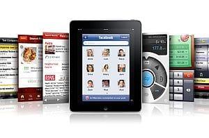 Apple iPad App store 2
