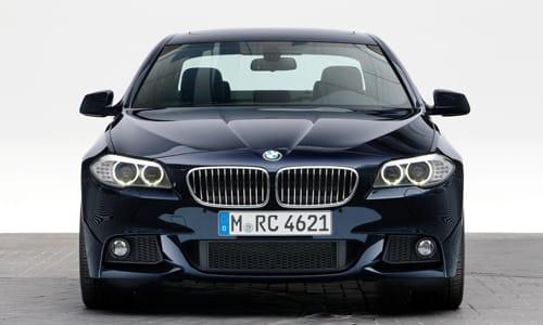 BMW 5 series d sport